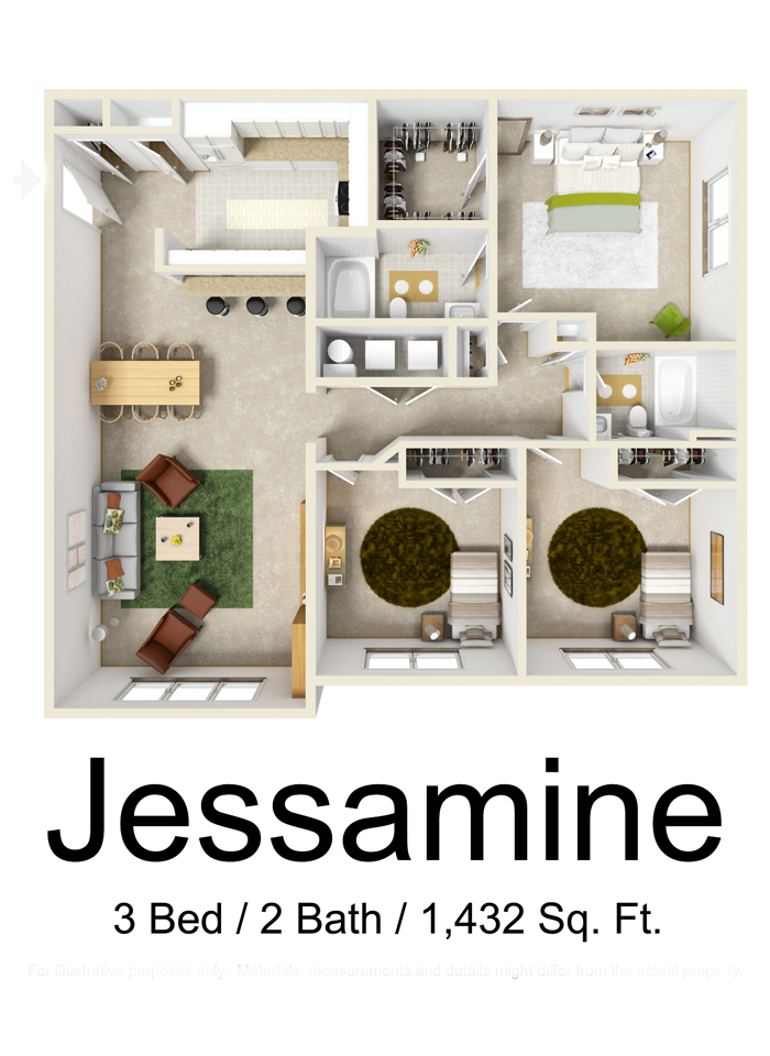 The Jessamine